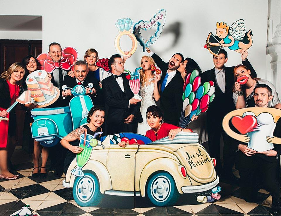 Photocall rom ntico fandi para bodas amorosas y divertidas for Fotocol de bodas